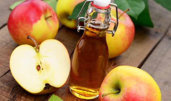 Dấm táo chữa mùi hôi nách hôi chân hiệu quả